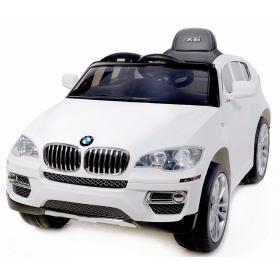 BMW X6 biele prevedenie