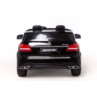 Beneo Mercedes-Benz GLS 63 čierne