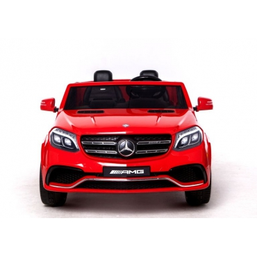 Beneo Mercedes-Benz GLS 63 červené