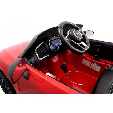 Beneo AUDI R8 spyder červené prevedenie