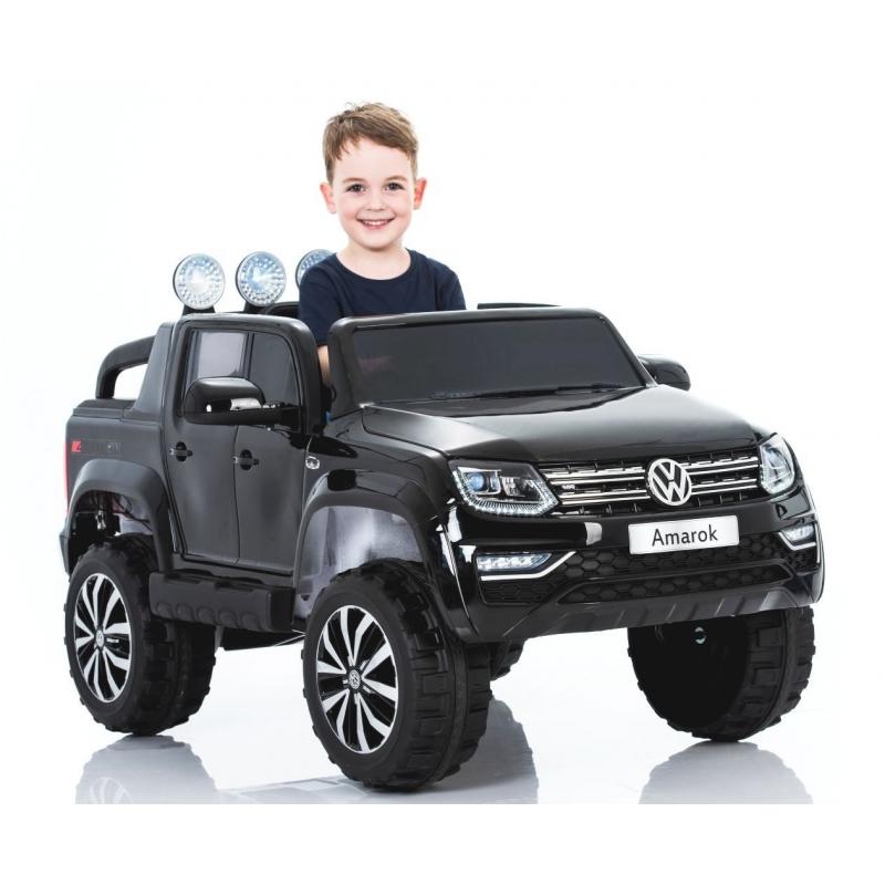 Beneo Volkswagen Amarok Čierna