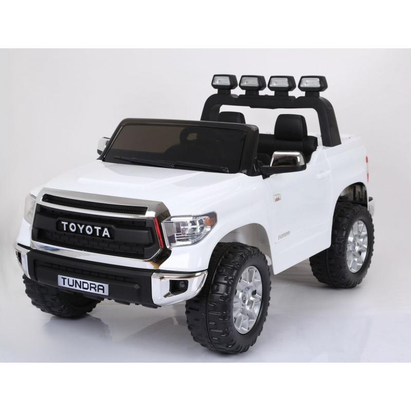 Beneo Toyota Tundra Biela