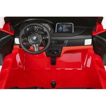 Beneo NEW BMW X6M čierne lakované prevedenie