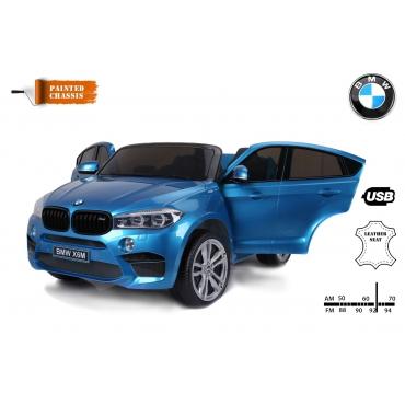 Beneo NEW BMW X6M modré lakované prevedenie