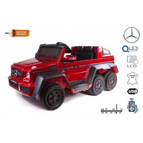 Beneo Mercedes-Benz G63 červená lakovaná