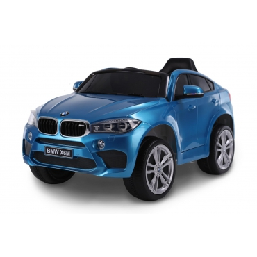 Beneo BMW X6 M NEW  modrá lakovaná