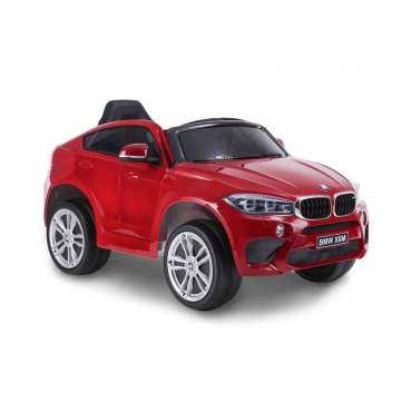 Beneo BMW X6 M NEW červená lakovaná