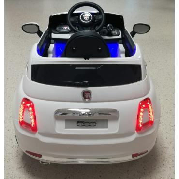 Hecht FIAT 500 biely