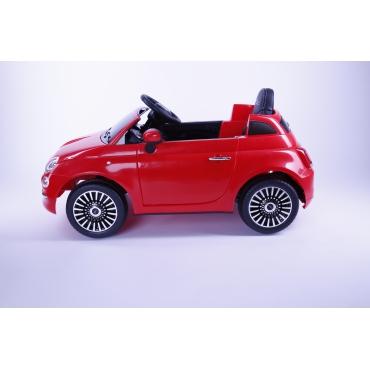 Hecht FIAT 500 červený
