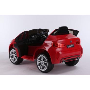 Beneo BMW X6 M NEW jednomiestne červené