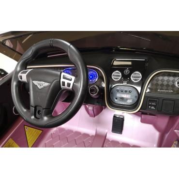 Hecht Bentley ružové