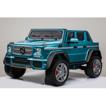 Beneo Mercedes-Benz Maybach G650 modrý