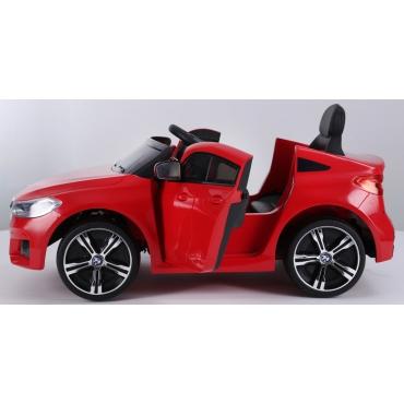 Beneo BMW 6GT červené