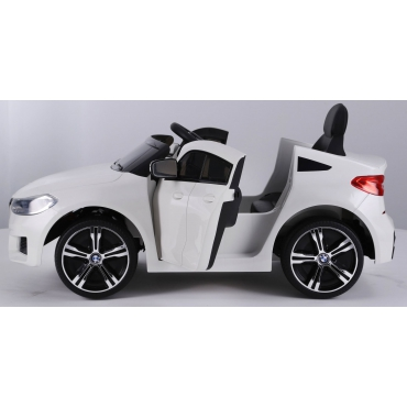 Beneo BMW 6GT biele
