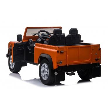 Beneo Land Rover Defender oranžové