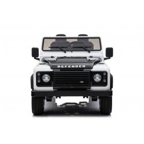 Beneo Land Rover Defender biele