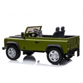 Beneo Land Rover Defender zelené