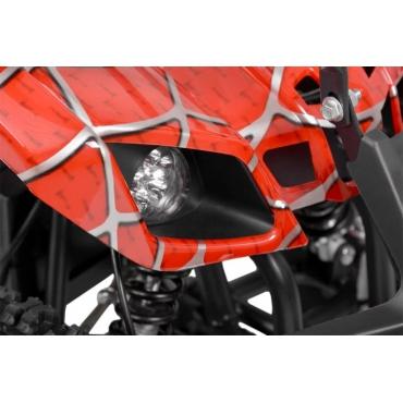 HECHT akumulátorová štvorkolka 56800 červená
