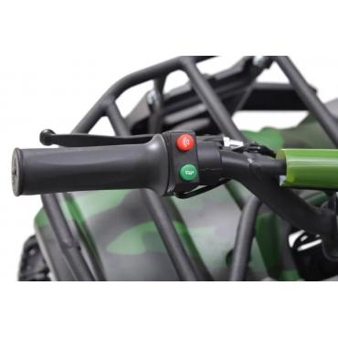 HECHT akumulátorová štvorkolka 56801 zelená