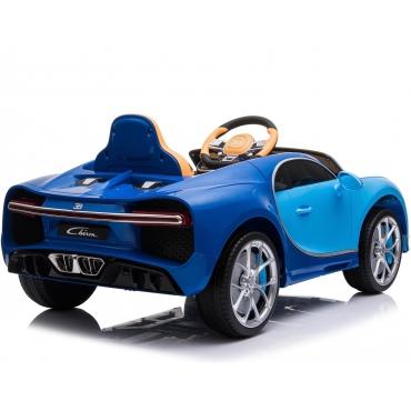 Beneo Bugatti Chiron modré