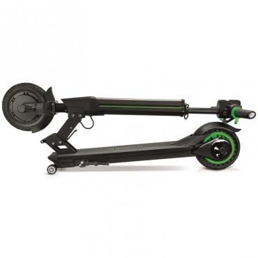 Manta elektrická kolobežka MES806 KATANA čierno-zelená