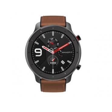 Amazfit GTR  47 inteligentné  hodinky  (hliníková liatina)