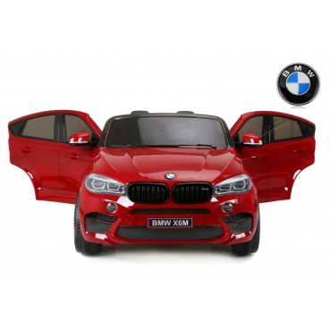 Beneo NEW BMW X6M červené lakované prevedenie