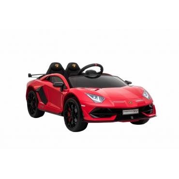 Beneo Lamborghini Aventador červené