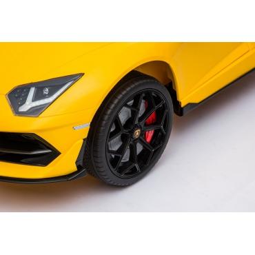Beneo Lamborghini Aventador žlté