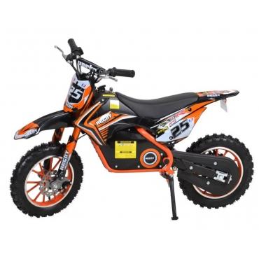 HECHT elektrická motorka 54500 vystavená