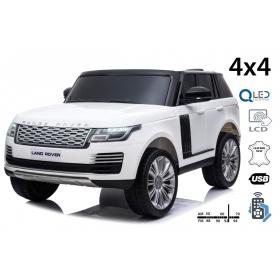 Beneo Range Rover Biely