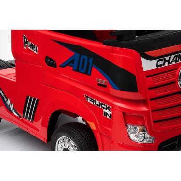 Beneo Mercedes-Benz Actros 4x4 červené