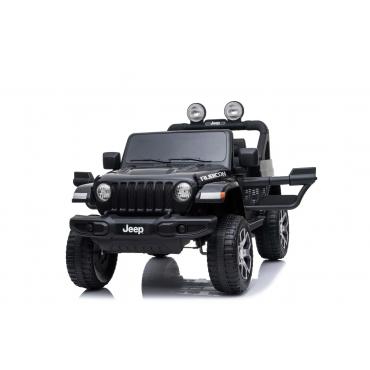 Beneo Jeep Wrangler čierny