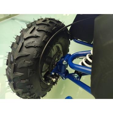 HECHT akumulátorová štvorkolka 51060 BLUE