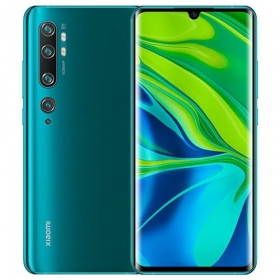 Xiaomi Mi Note 10 6/256GB zelený