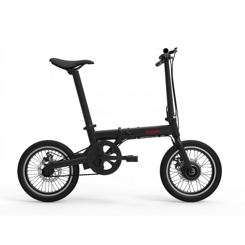 Hoobike Elektrický bicykel Čierna