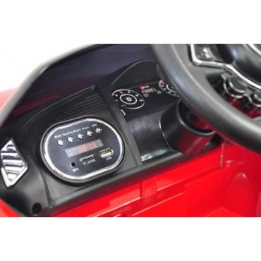 Beneo AUDI R8 spyder small červené