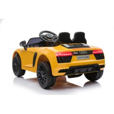 Beneo AUDI R8 spyder small žlté