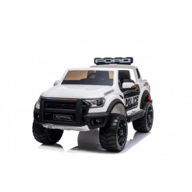 Hecht FORD Raptor Police biely