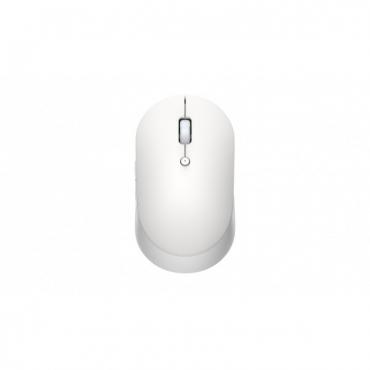Mi Dual Mode bezdrôtová myš silent edition biela