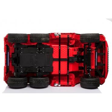 Beneo Mercedes-Benz G63 červené