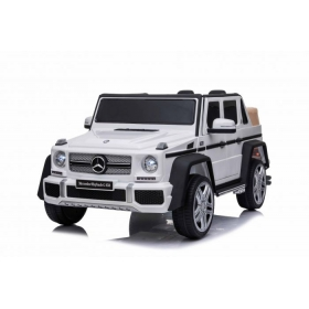Beneo Mercedes-Benz Maybach G650 small biele