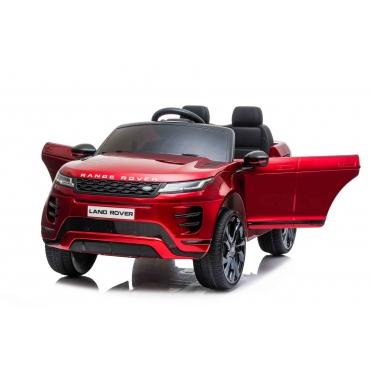 Beneo Range Rover Evoque červené lakované