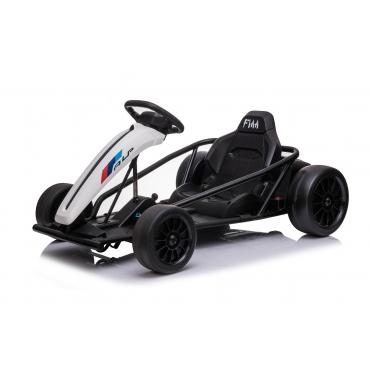 Beneo Driftovacia Motokára DRIFT-CAR 24V biela