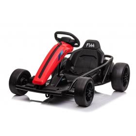 Beneo Driftovacia Motokára DRIFT-CAR 24V červená