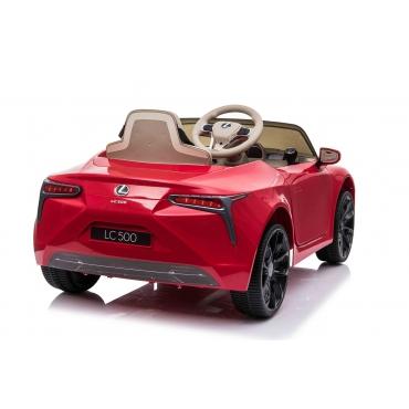 Beneo Lexus LC500 červené