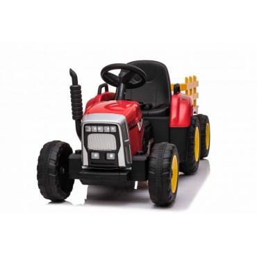 Beneo Elektrický traktor WORKERS červený