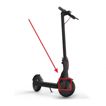 Kryt kábla k motoru Xiaomi Mi Electric Scooter Pro Mi Electric Scooter