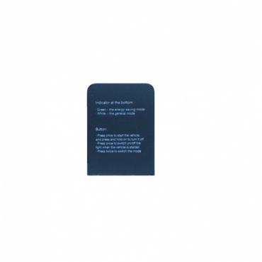 Predný kryt riadiacej jednotky Xiaomi Mi Electric Scooter čierny