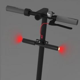 Detské riadidlá s LED osvetlením pre kolobežku Xiaomi Mi Electric Scooter